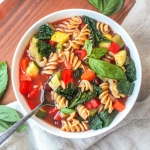 Veggietastic Minestrone Soup Recipe