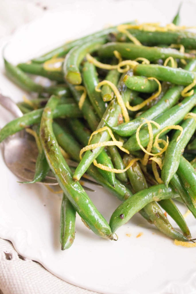 lemon garlic string-beans-2