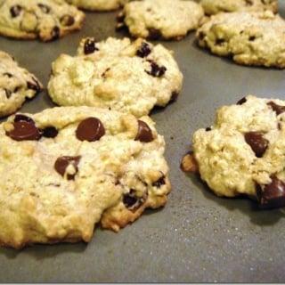 These Ain't Yo Grandma's Chocolate Chip Cookies