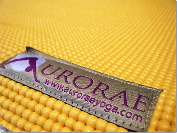 Aurorae Yoga Mat Giveaway Fannetastic Food Registered