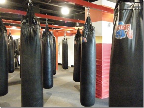LA boxing, kickboxing