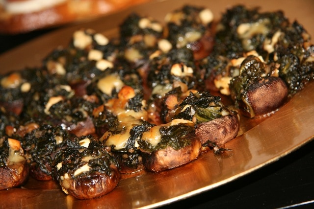 grilled baby portabella mushroom recipes