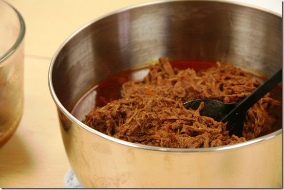 Braised Beef Machacha - fANNEtastic food | Registered Dietitian Blog ...