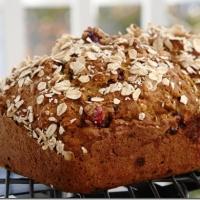 cranberry walnut pumpkin bread