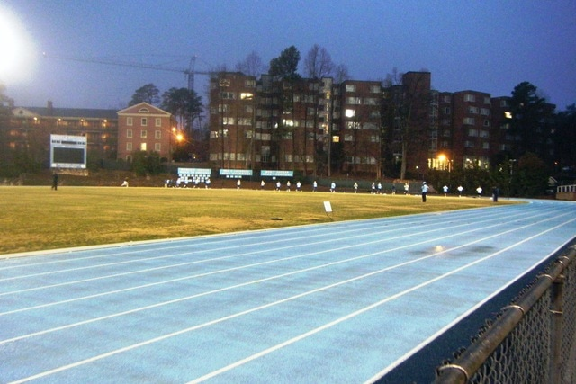 Deciphering Speed Workouts at the UNC Track - fANNEtastic
