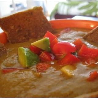 Gena's Perfect Gazpacho
