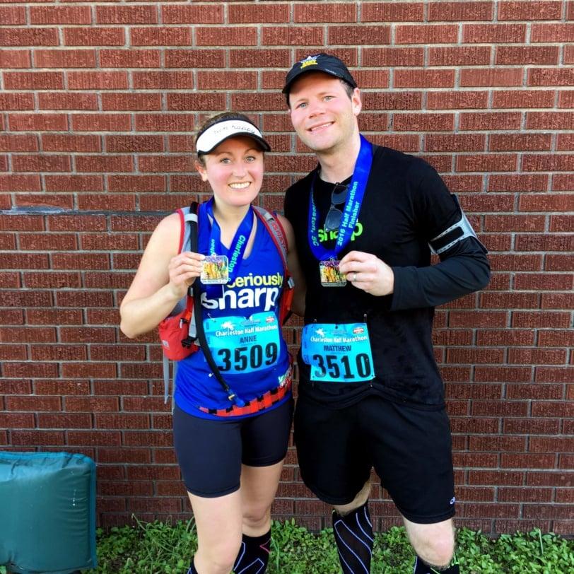 charleston half marathon