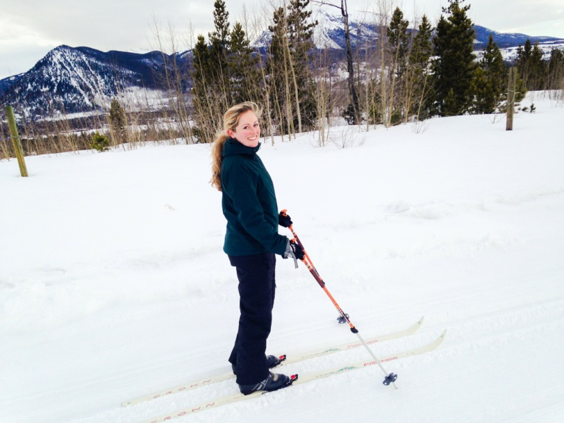 breckenridge cross country skiing
