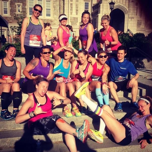 bloggers runners world