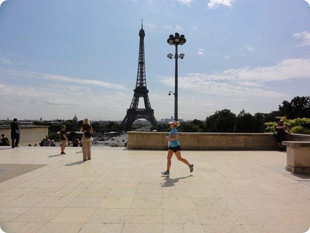 paris running tour