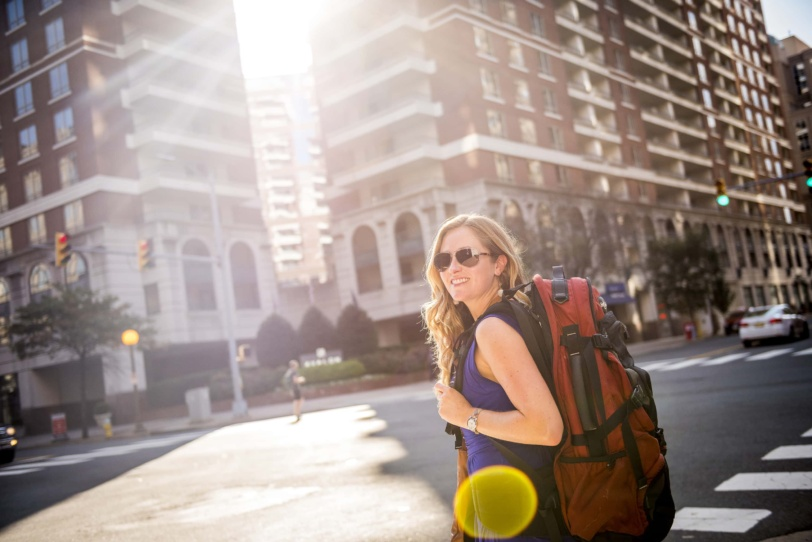 travel blogger washington dc