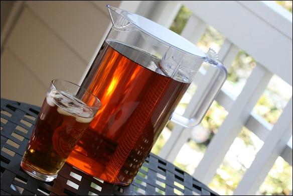 Ice Tea Jar Iced Tea Brewing Kit
