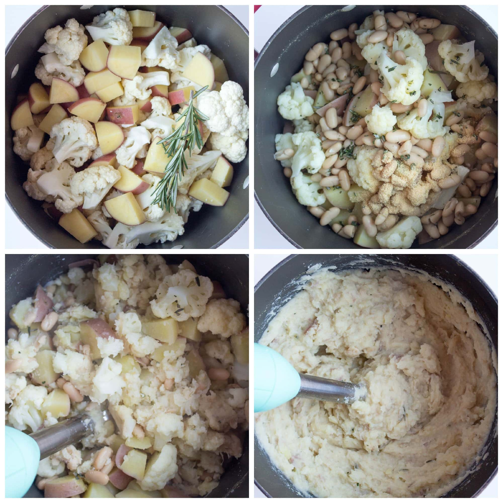10 Healthy Ways To Cook With Potatoes: Healthy Mashed Potatoes Recipe