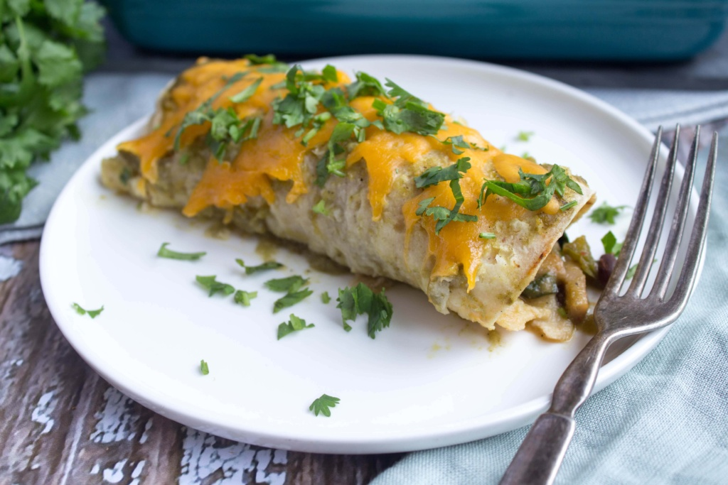 best vegetarian enchiladas recipe