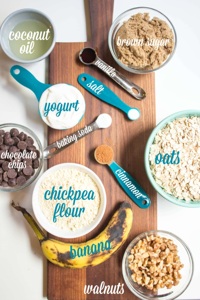 gluten free chocolate chip cookie ingredients