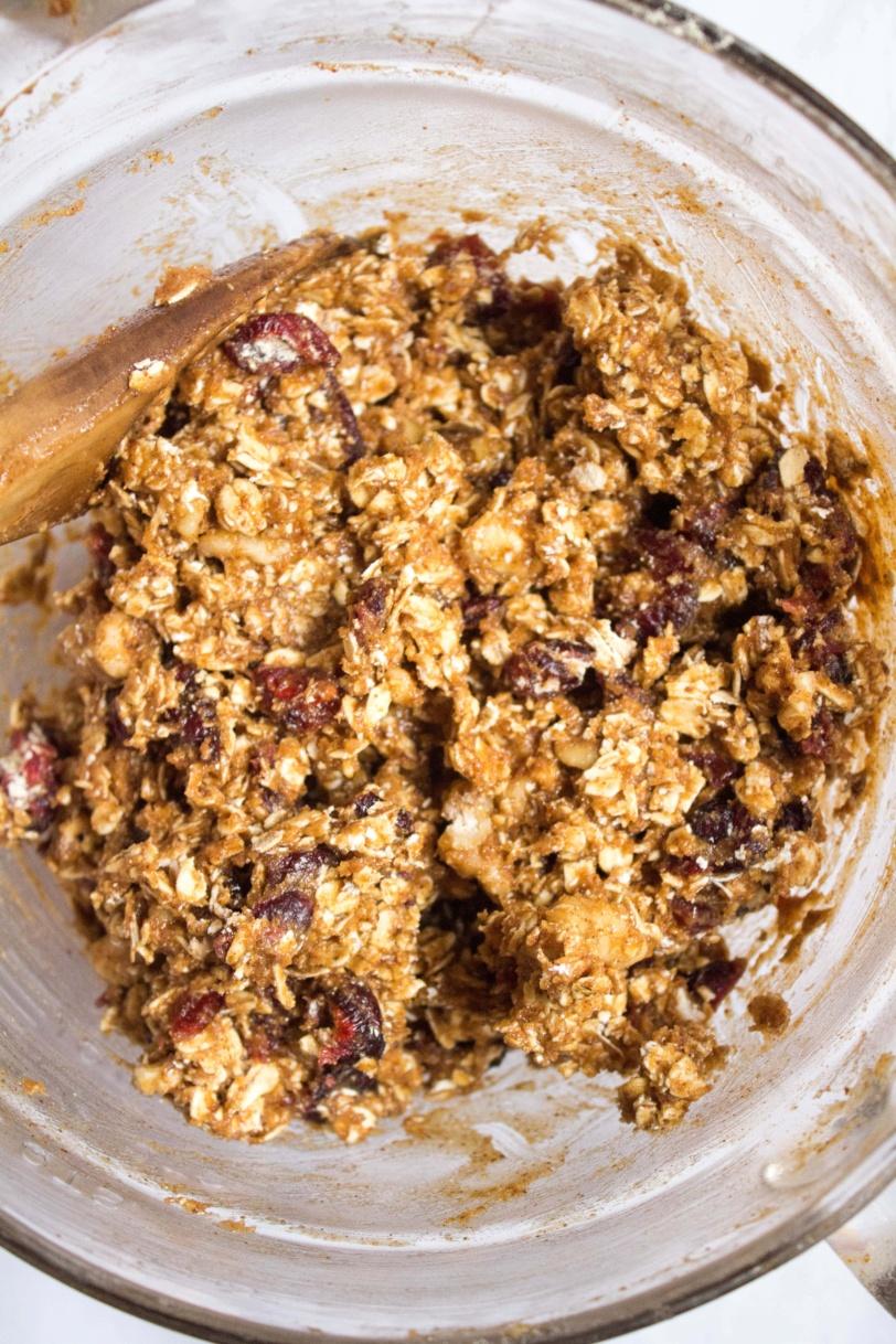 how to make Vegan & Gluten-Free Granola Bars