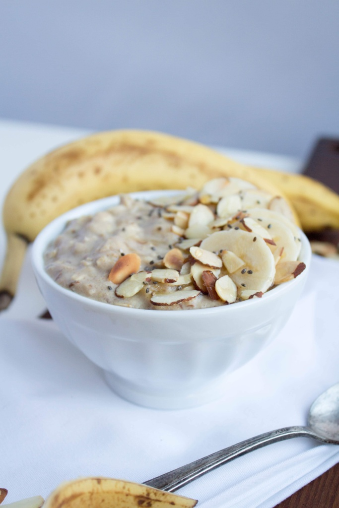 higher protein oatmeal