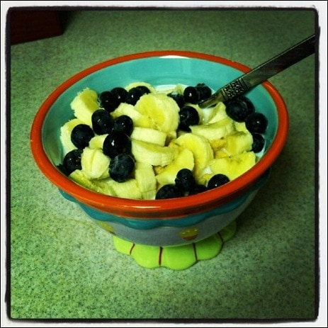 instagram breakfast