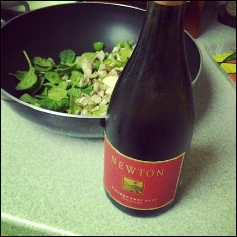 instagram wine