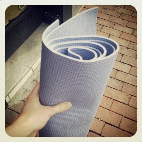 instagram yoga