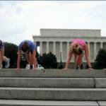 Lululemon Run Club: Monument Boot Camp & Downpours