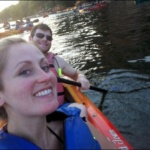 Night Kayaking on the Potomac