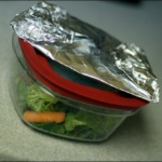 Monday's Packed Lunch & Crossfit Squat Success!
