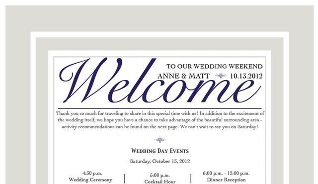The Wedding Is Tomorrow Fannetastic Food Registered