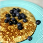 Gluten Free, High Protein Pancake Recipe