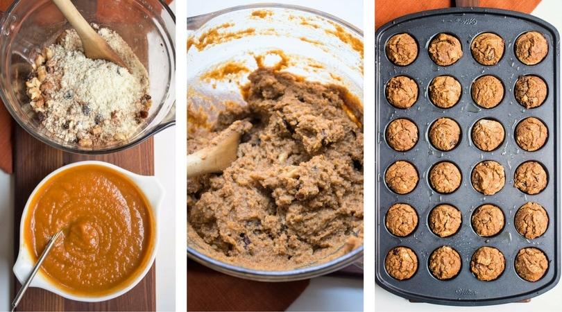 paleo-pumpkin-muffins-steps