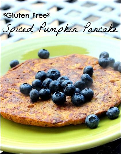 Pumpkin Pancake