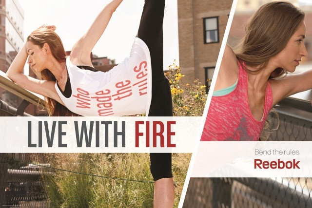 Reebok: Sports Collection For Yoga By Tara Stiles