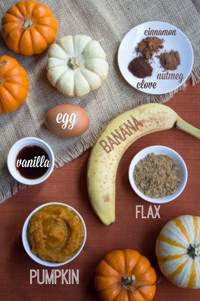 gluten-free-pumpkin-pancake-ingredients