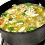An Old Favorite Soup Recipe + Reebok Gear Fun!