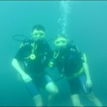 The Final Honeymoon Highlight: Scuba Diving!