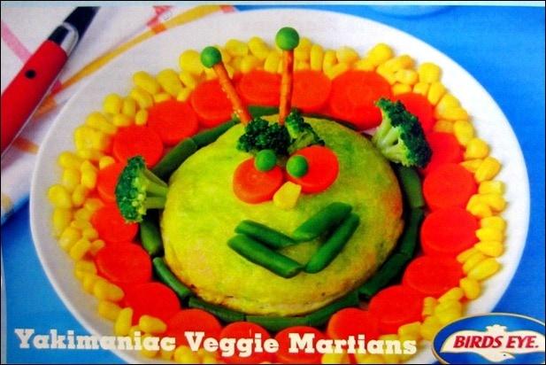 veggie martian