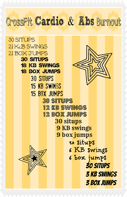 crossfit workout