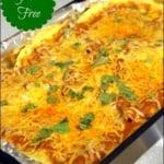 Gluten Free Mexican Chicken Casserole