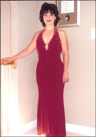 red dress 001