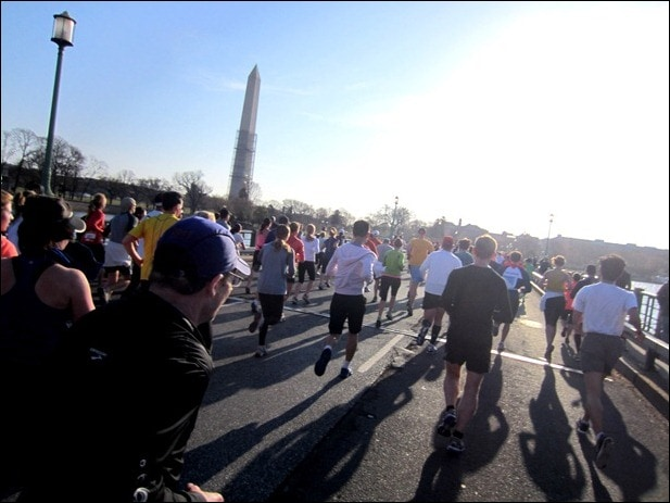 washington dc running