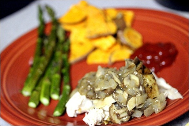 quick healthy dinner
