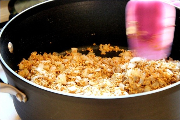 healthy risotto