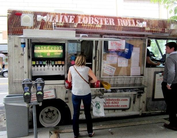 Lobster Rolls, Women's Health Food Tips, & A DC Capital Striders Trail Run! - fANNEtastic food ...