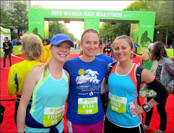 nike womens marathon