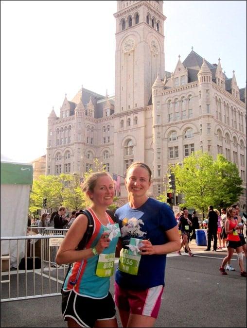 ec73cf478 Nike Women's Half Marathon in DC 2013 Recap - fANNEtastic food ...