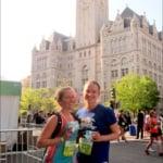 Nike Women's Half Marathon in DC 2013 Recap