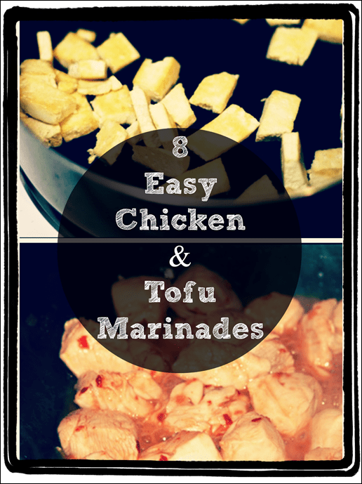 easy chicken marinades