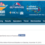 Marathon–Registered! Plus, Outdoor Yoga, Runs & A Dinner Out