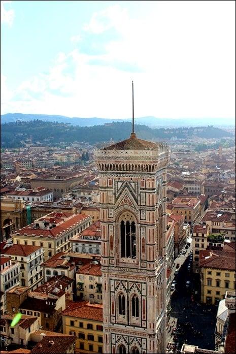 florence campanile