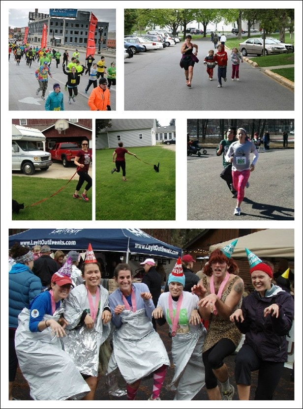 funny running photos